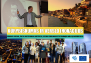 Vilniaus kolegija sėkmingai įgyvendino unikalų projektą