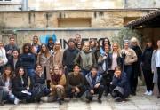 Individualaus ir organizacinio kūrybiškumo paskaitos sudomino studentus iš viso pasaulio